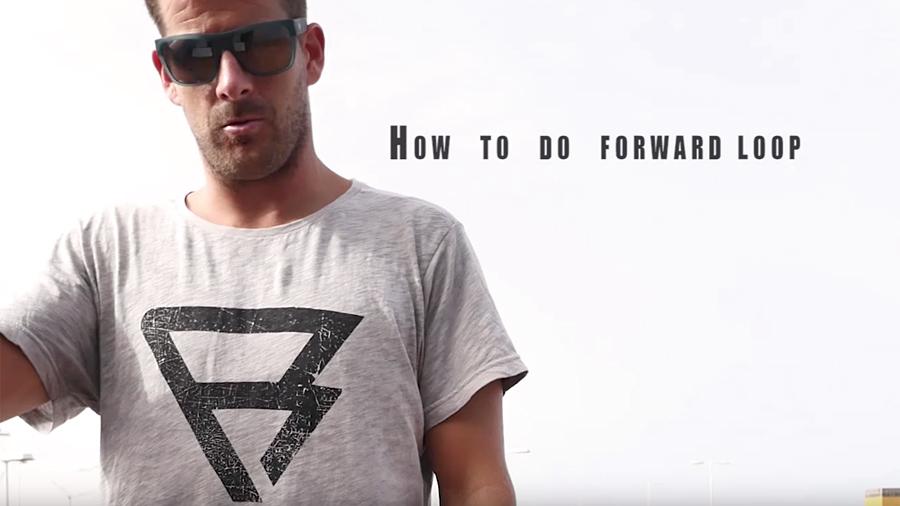 Ricardo Campello how to Forward loop