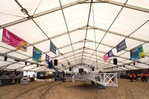 Big Party Tent - Fuerteventura World Cup