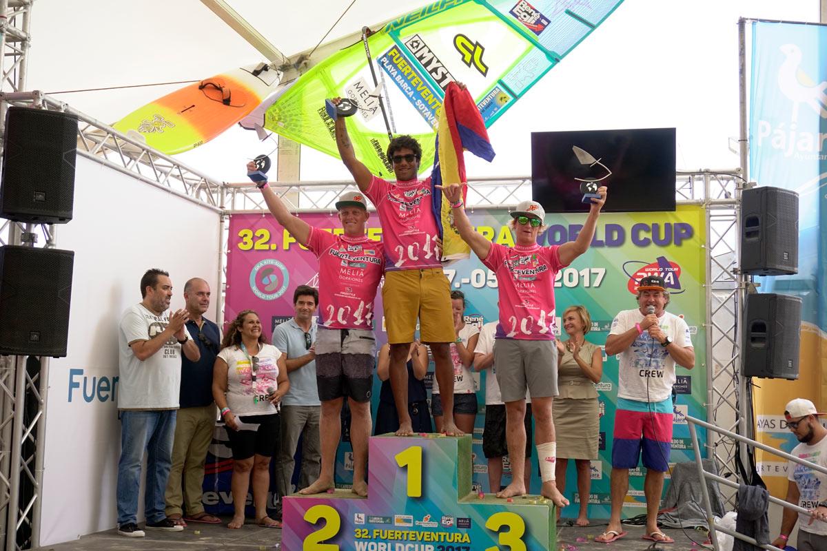 Gollito Estredo wins in front of Amado Vrieswijk and Yentel Caers