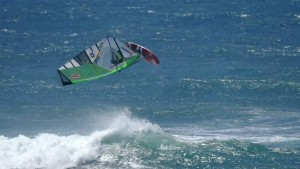 Jean-Mat de Ridder in the waves of Ericeira, Portugal