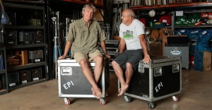 Cesare and Paul Ehman - Photo: Squitieri/CANON