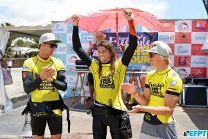 Jacopo Testa wins (Pic: EFPT)