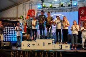 Winners - Gran Canaria Wind & Waves Festival 2017
