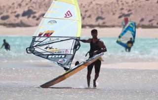 Gollito Estredo Shortclip Fuerteventura