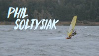Phil Soltysiak in Hood River