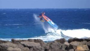 Rick Jendrusch in Lanzarote