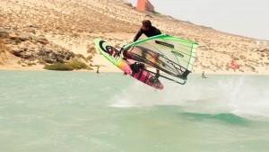 Max Brinnich in Fuerteventura