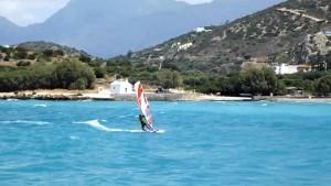 Woifi Strasser in Crete