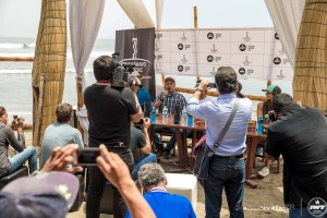 Pacasmayo Wave Classic 2017 - Press conference