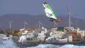 Alessio Stillrich in Gran Canaria