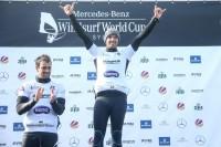 Victor Fernandez wins the wave elimination - Pic: HOCH ZWEI /Joern Pollex