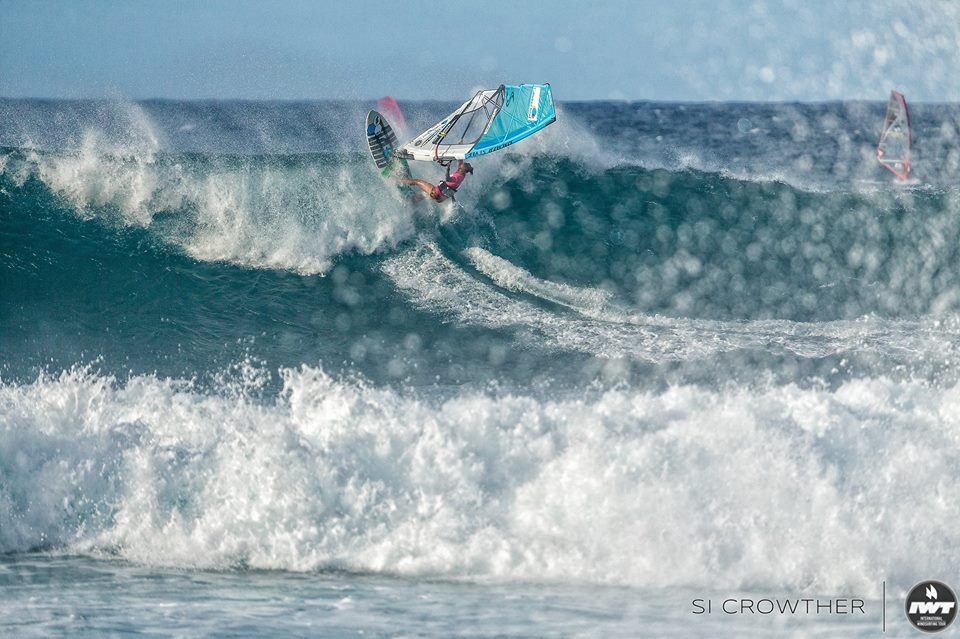 Sarah Hauser wins the Aloha Classic 2017