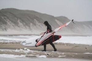 Steffi Wahl on Windfluechter