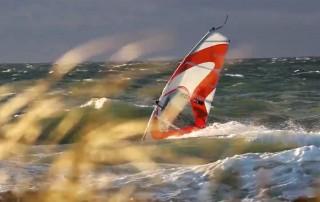 Baltic sea waves