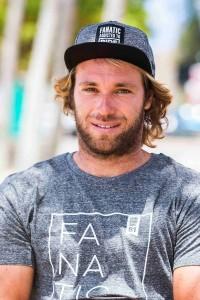 Malte Reuscher joins Fanatic / NorthSails (Photo: John Carter)