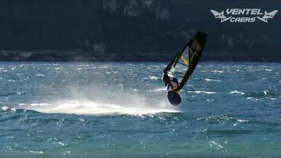 Yentel Caers at Lake Como