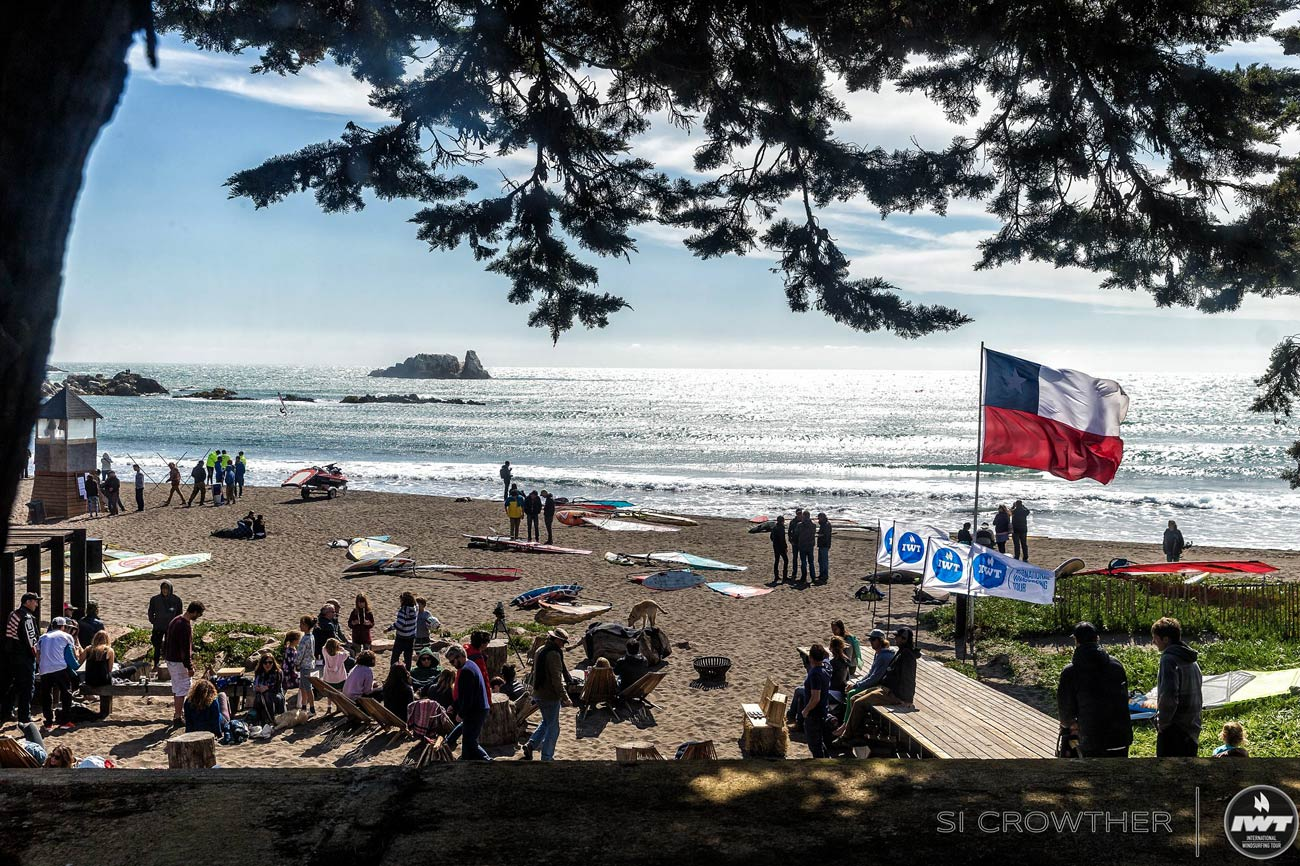 Matanzas, Chile was new in 2017 and will happen in 2018 again (Photo: SiCrowther/IWT)