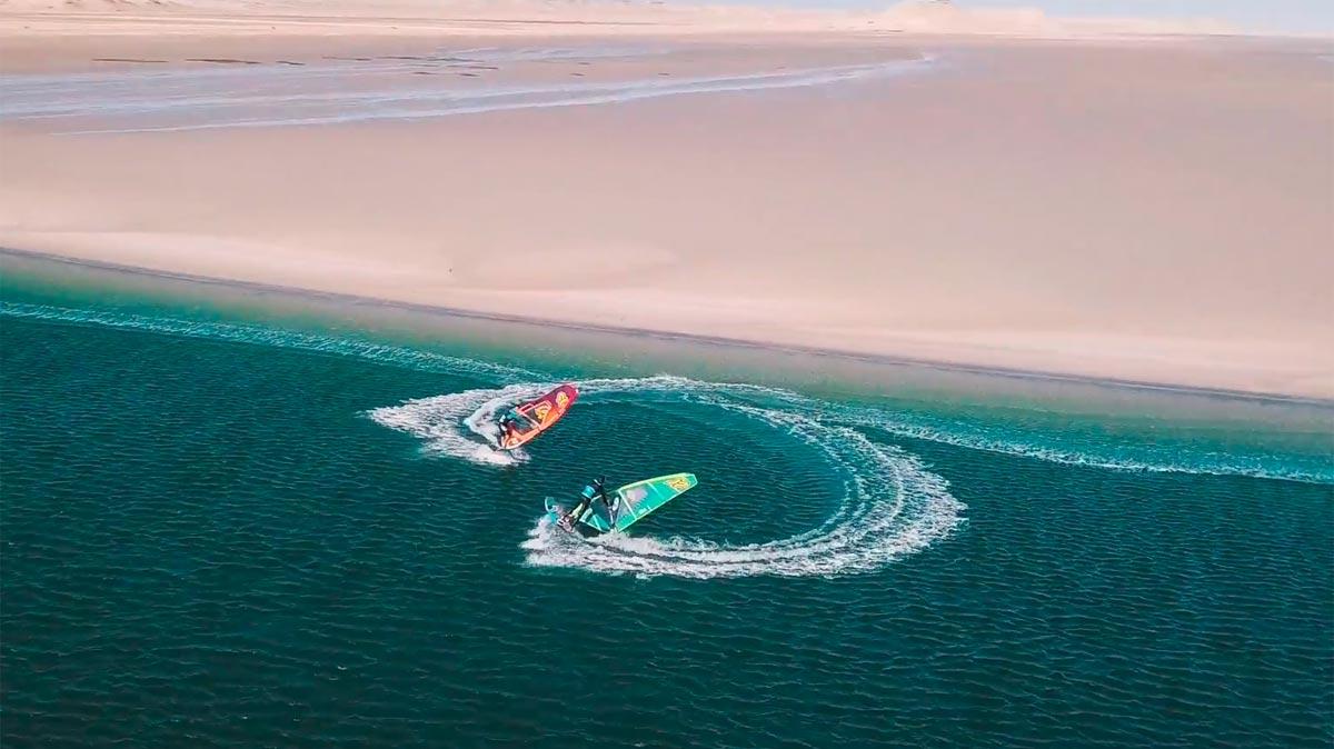 Windsurf Synchro Dakhla