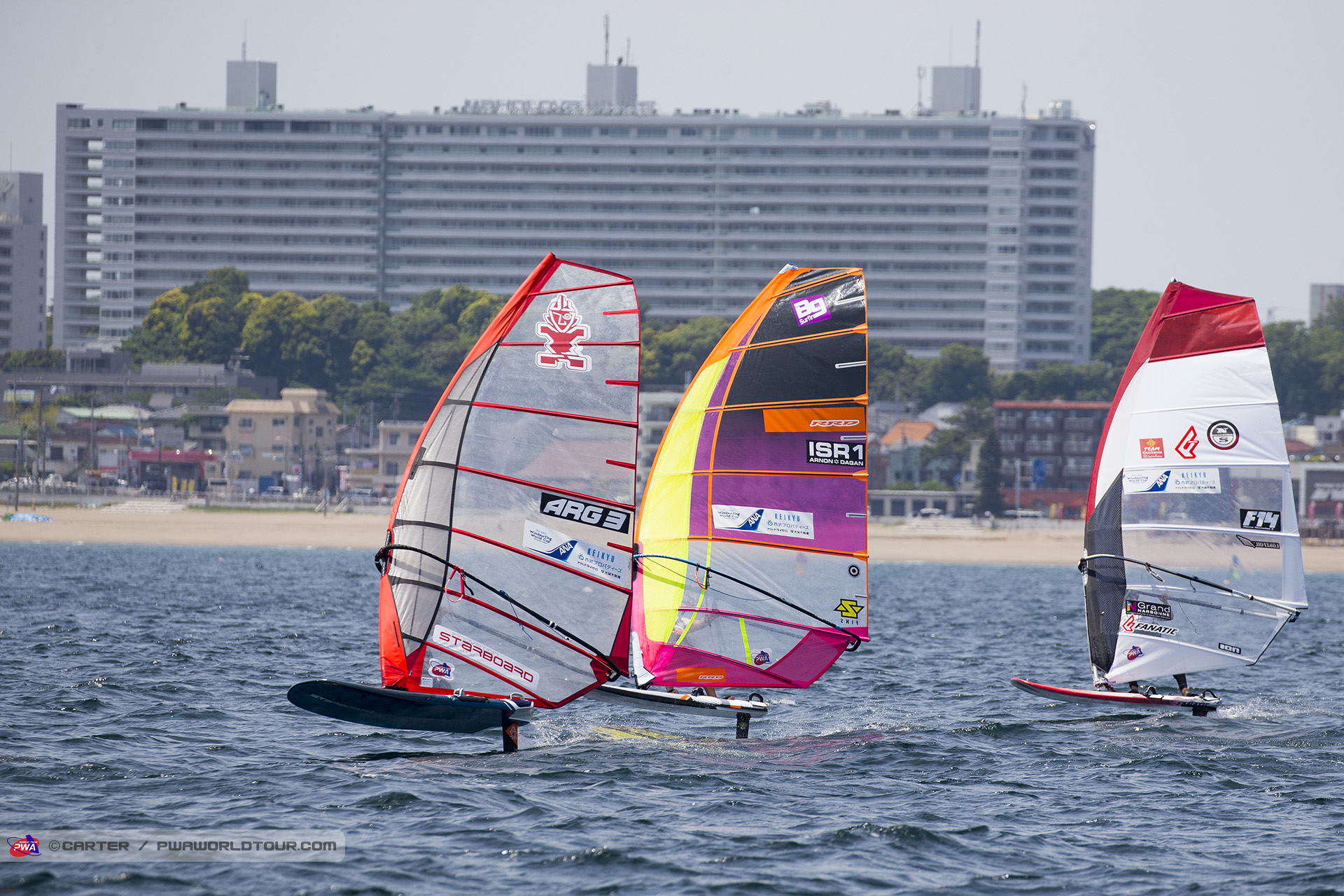 Gonzalo Costa_hoevel made his home work over the last winter (Photo: Carter/PWAworldtour)