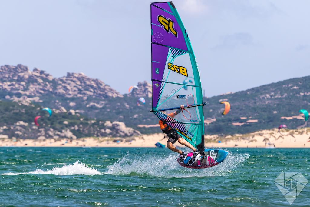 Steven van Broeckhoven in Sardinia - Pic: Emanuela Cauli