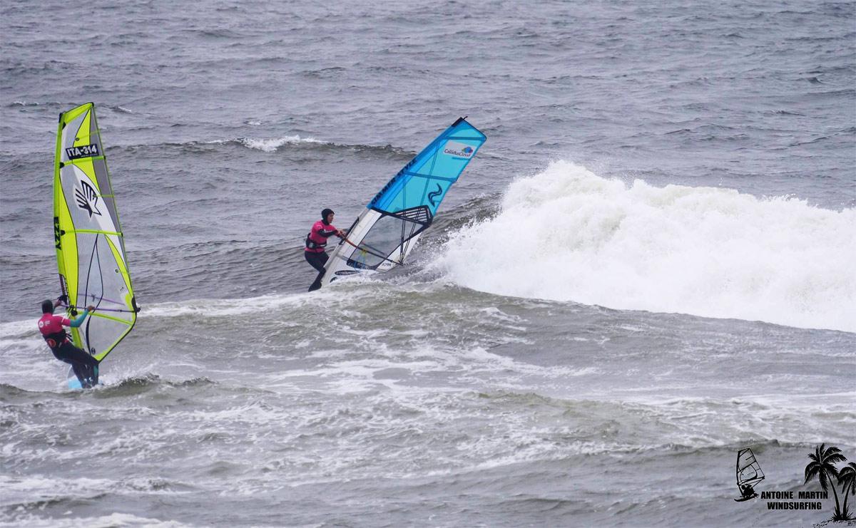 Sarah Hauser wins the Pistol River Wave Bash ladies pro