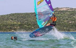 Steven van Broeckhoven in Sardinia