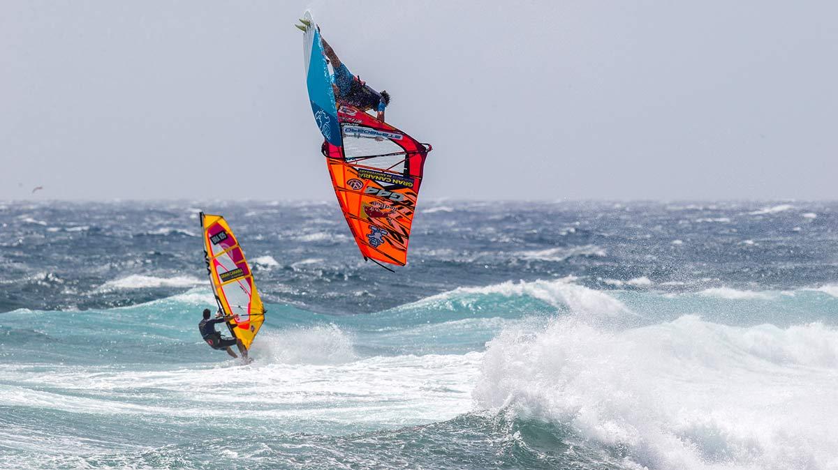 C7 Facts – PWA Gran Canaria Wind & Waves Festival 2018 | Continentseven