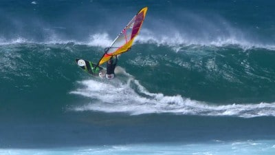 Marcilio Browne in Ho'okipa, Maui