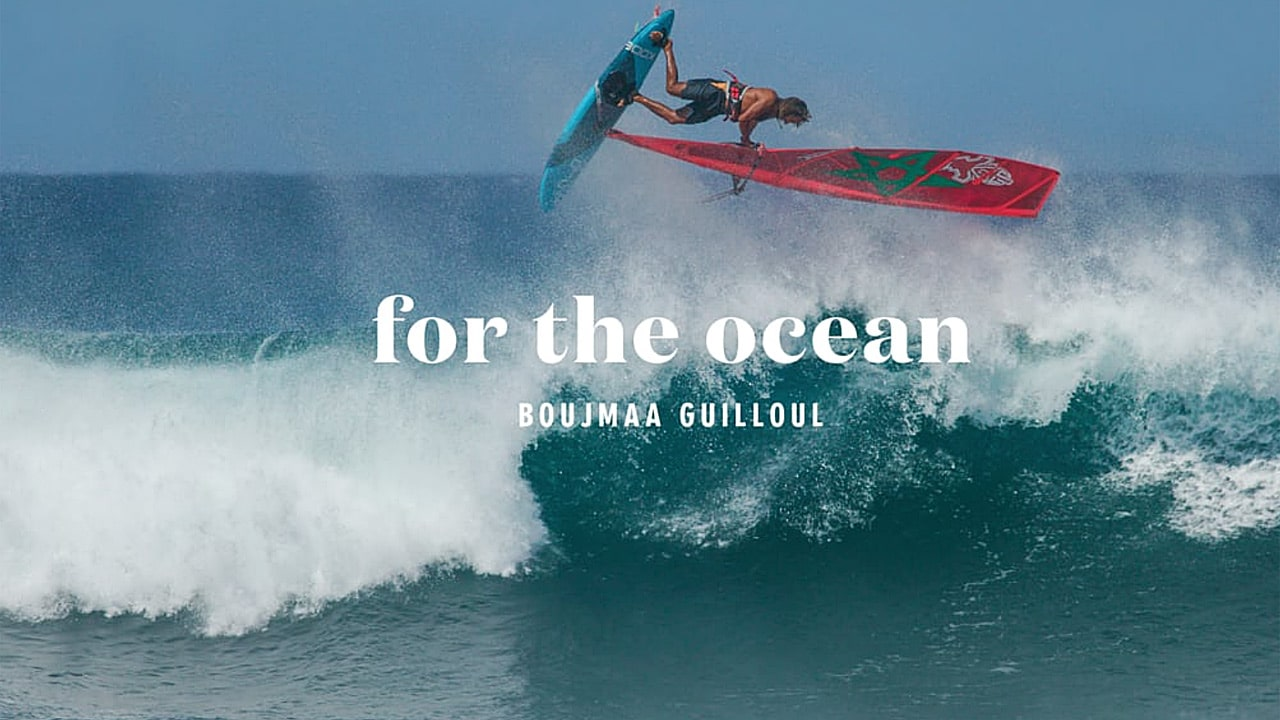 Boujmaa Guilloul rips in Maui