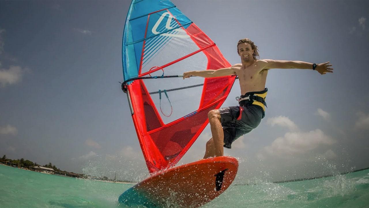 David Weissensteiner in Bonaire
