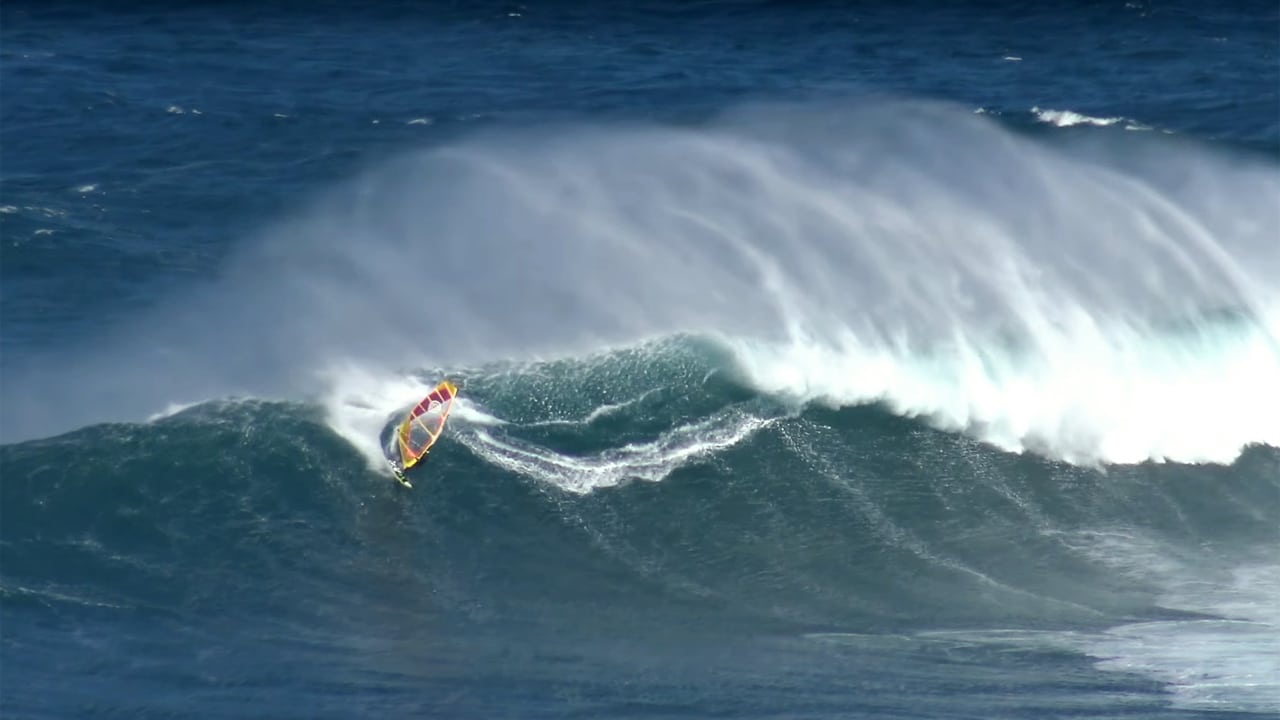 Jaws with Marcilio Browne, Kai Lenny & Levi Siver
