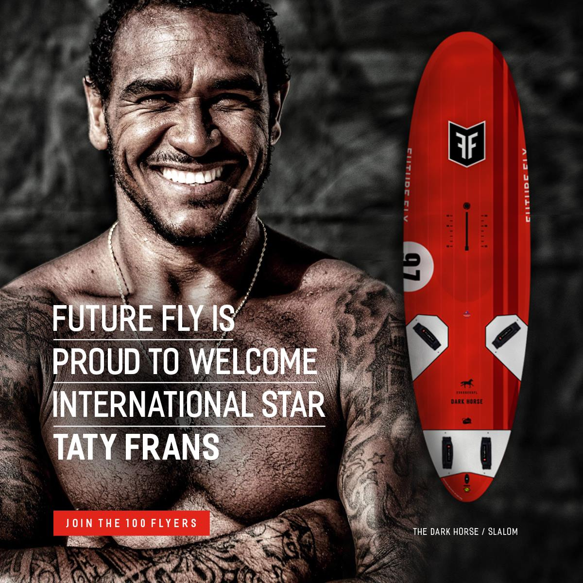 Taty Frans joins Future Fly for 2019