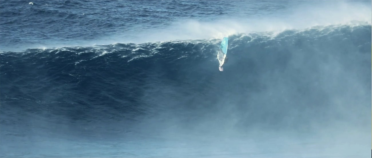 Rudy Castorina rode on his personal next level at Jaws