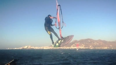 Teo Bathrelos with freestyle from Greece