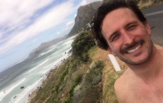 Adrien Bosson in South Africa 2018-2019