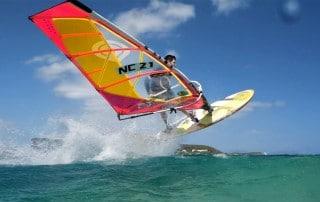 Antoine Albert in New Caledonia