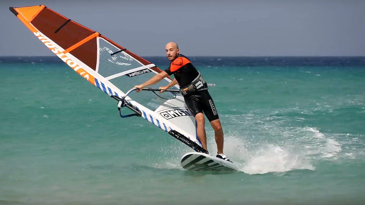 Pierre Garambois in Fuerteventura
