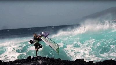 Maciek Rutkowski in Windsurflife Episode 5