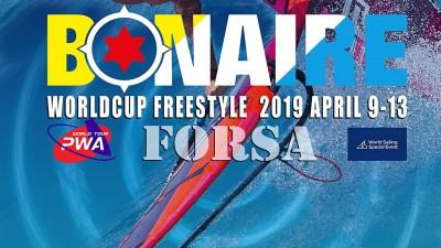 PWA Freestyle Forsa Bonaire 2019