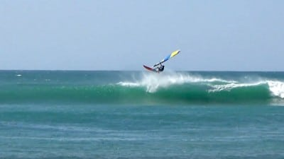 Zdenek Maryzko with Aerial action in Morocco