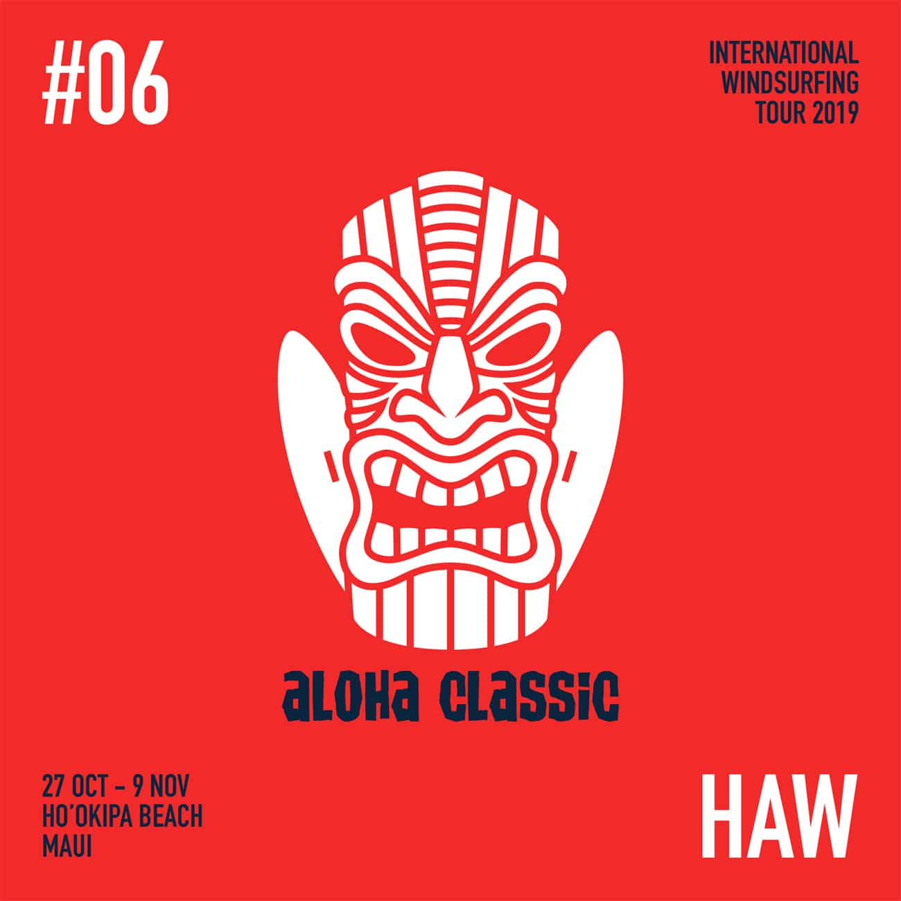 The Aloha Classic 2019 - New Format, Low Impact Event