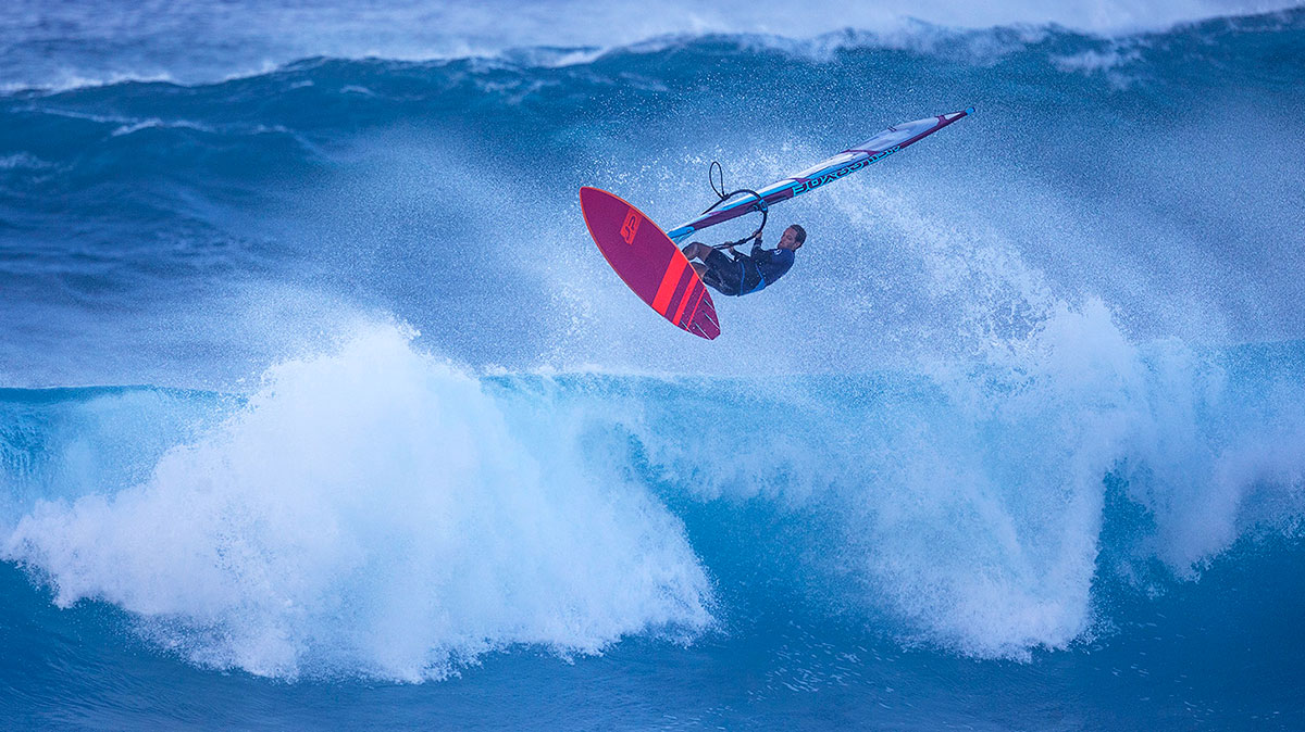 Antoine Martin Aerial Aloha Classic