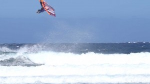 Jaeger Stone Back loop one handed one footed