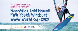 NoerStick Cold Hawaii PWA Youth Windsurf Wave World Cup 2020