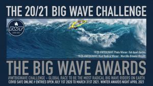IWT Big Wave Awards 2020/21