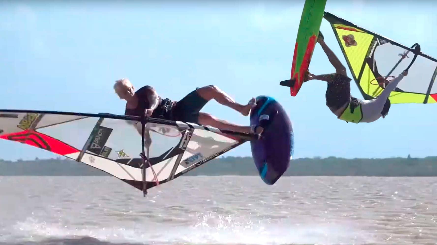 Amado Vrieswijk & Dieter van der Eyken in Brazil