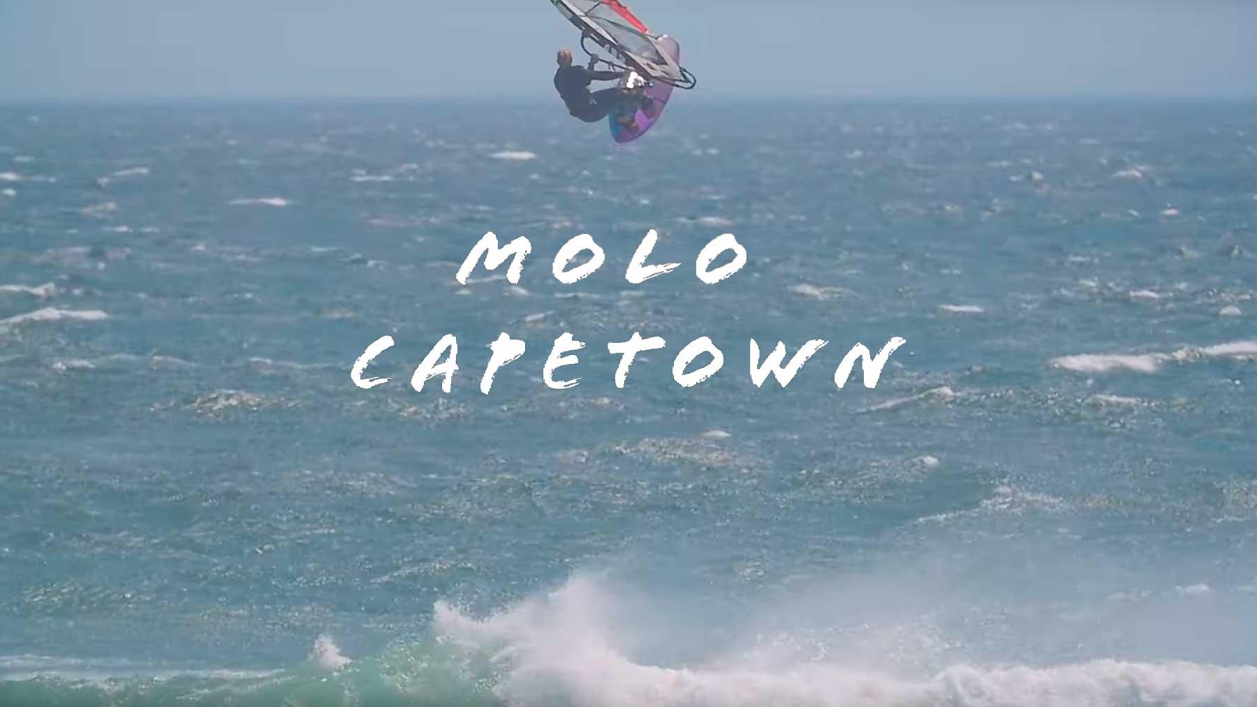 Molo Cape Town by Amado Vrieswijk
