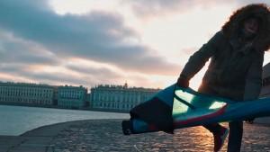 Windsurfing Saint Petersburg