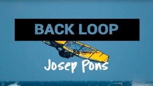 Back loop by Josep Pons