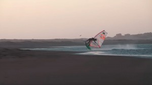 Adam Sims in Namibia